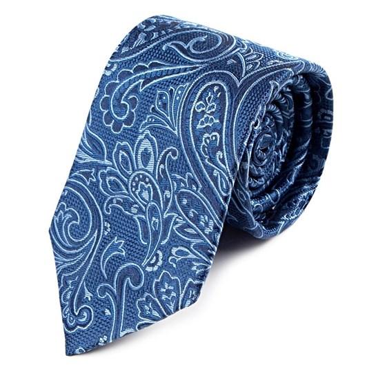 Cambridge Nouveau Paisley 7.5Cm Silk Tie