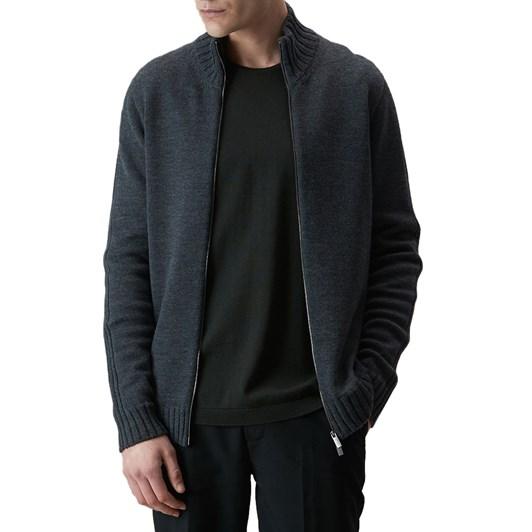Standard Issue Zip Jacket, 100% Merino
