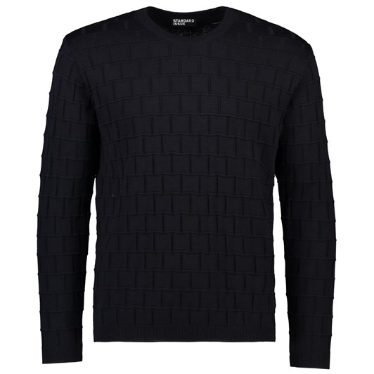 Standard Issue Brick Jumper, 100% Merino