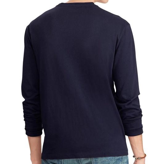 Polo Ralph Lauren Custom Slim Fit T-Shirt
