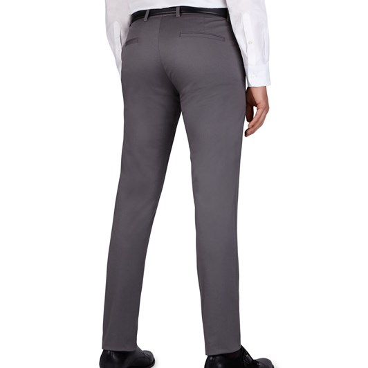 T.M.Lewin Radcliffe Gry Skinny Fit Trousers