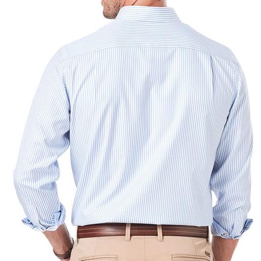 Gazman Wrinkle Free Oxford Stripe
