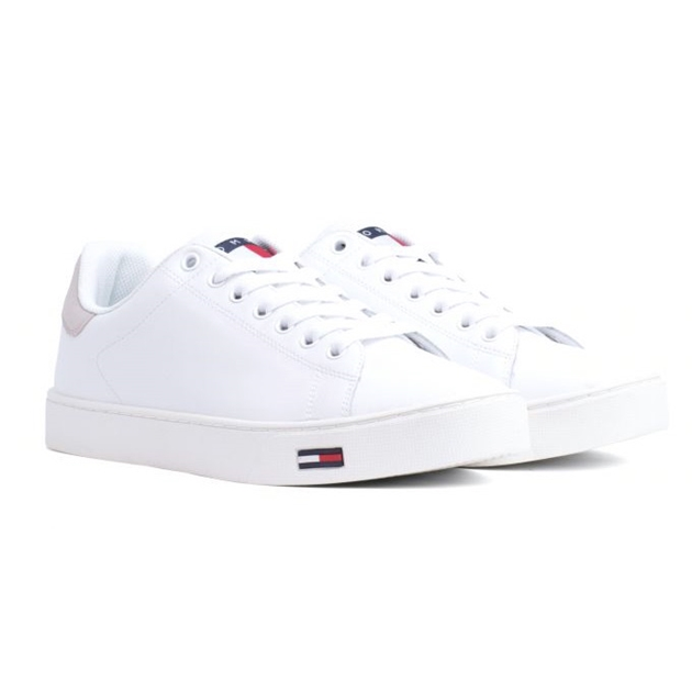 Tommy Jeans Sneaker - white