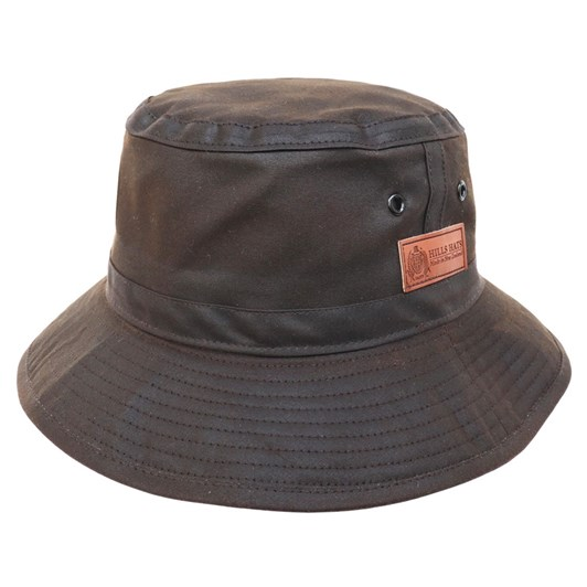 Hills Hats  The Haast (Oilskin)