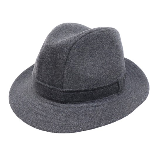 Hills Hats  Traditional Trilby - Cashmere & Wool