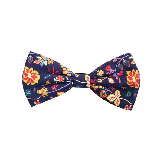 Parisian with Liberty Botanist's Diary Dean Band Pre-Tied Bow