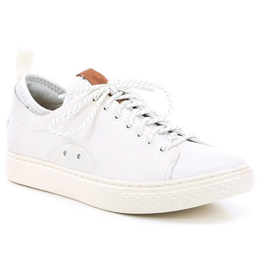 Polo Ralph Lauren Dunovin Leather Sneaker