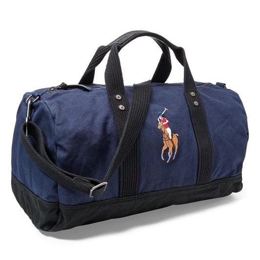 Polo Ralph Lauren Canvas Big Pony Duffel Bag
