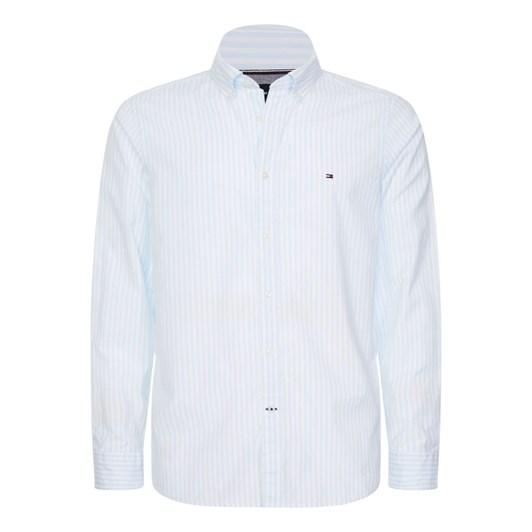 Tommy Hilfiger Slim Natural Soft Stripe Shirt
