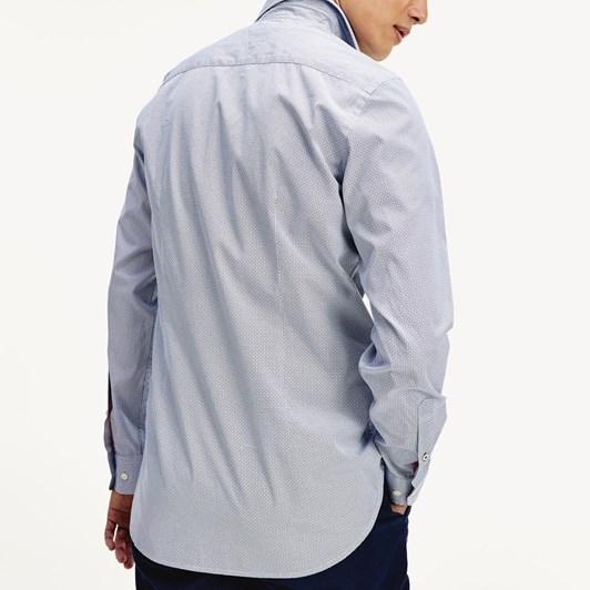 Tommy Hilfiger Slim Soft Geo Print Shirt
