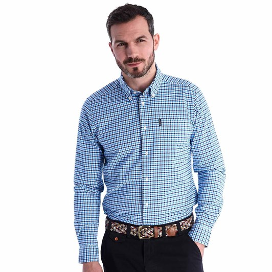 Barbour Gingham 11 Tailored Shirt