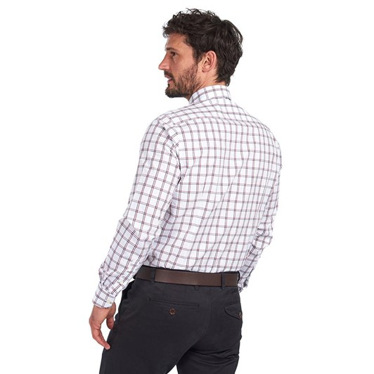 Barbour Tattersall 21 Tailored Shirt