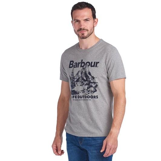 Barbour Outdoor Tee