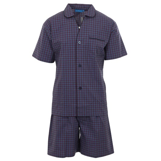 Summit Aoraki Piped Shorty Pjs FYI974