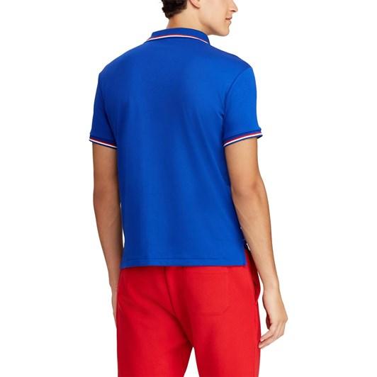 Polo Ralph Lauren Short Sleeve Knit-Pima Polo
