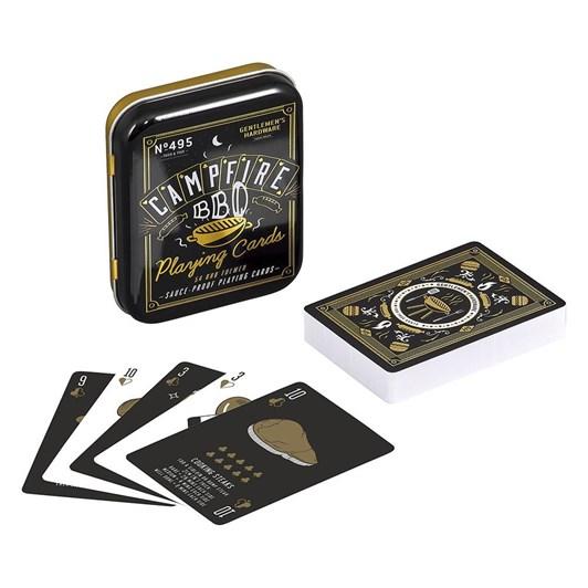 Gentleman's Hardware BBQ Playing Card
