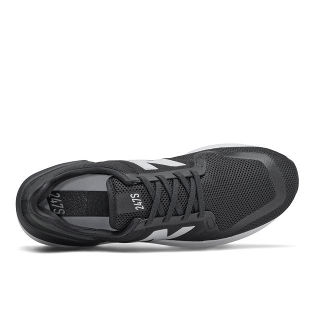 New Balance 247S - black white