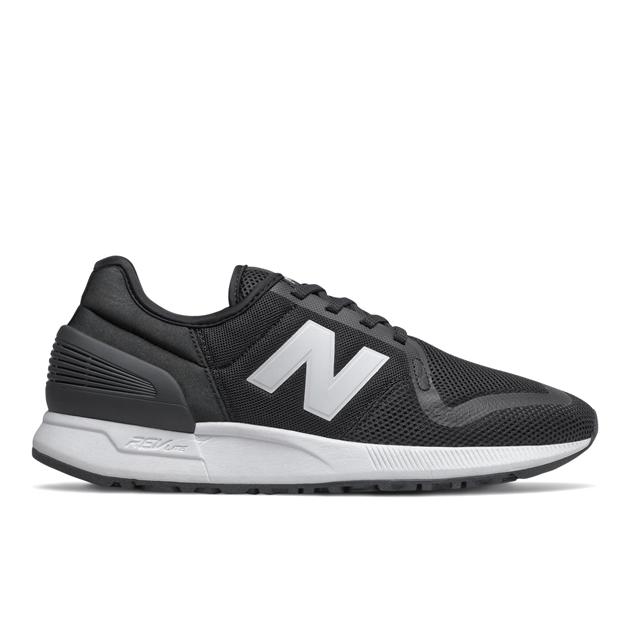 New Balance 247S Sneaker - black white