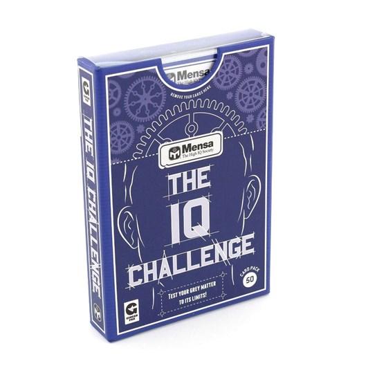Ginger Fox Mensa - Challenge Your IQ