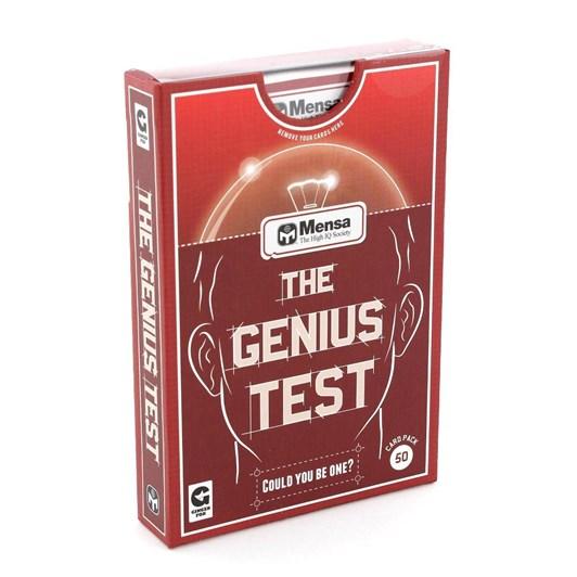 Ginger Fox Mensa - The Genius Test