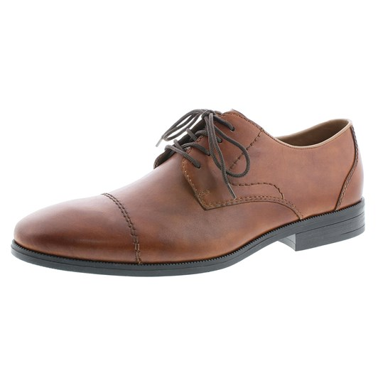 Rieker lace up shoe