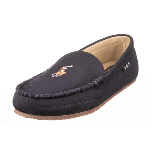 Polo RL Slippers Microsuede Multi PP
