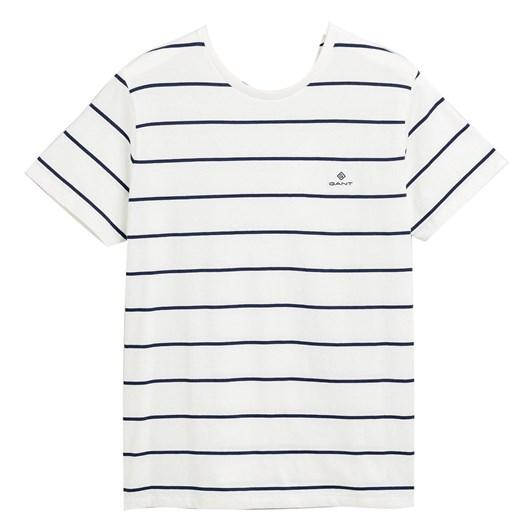 Gant Breton Stripe SS T-shirt