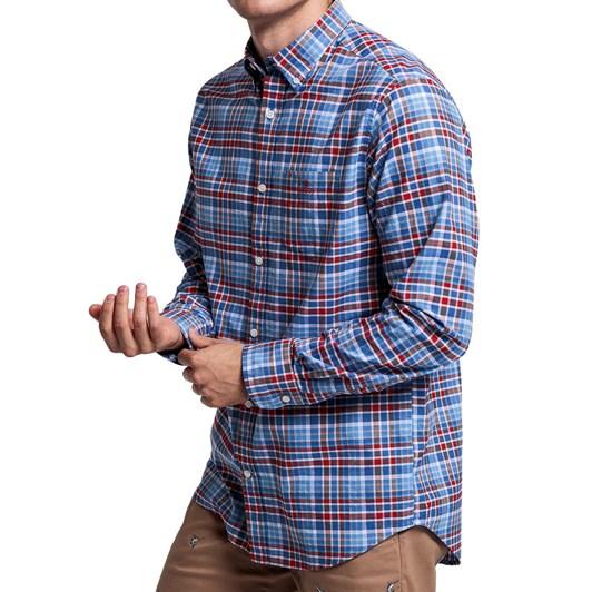 Gant Preppy Plaid Oxford L/S Shirt