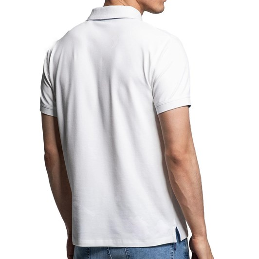 Gant Contrast Collar Piqué SS Polo Shirt