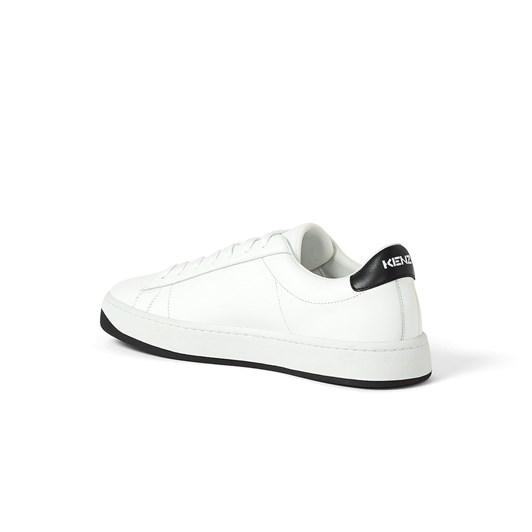 KENZO Kourt K Logo Leather Sneakers