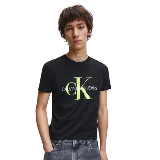 Calvin Klein Jeans MONO LOGO SLIM MNS TEE