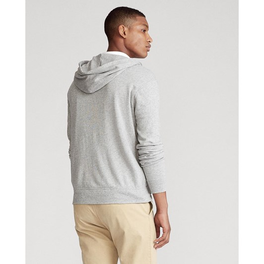 Polo Ralph Lauren Cotton Spa Terry Hoodie