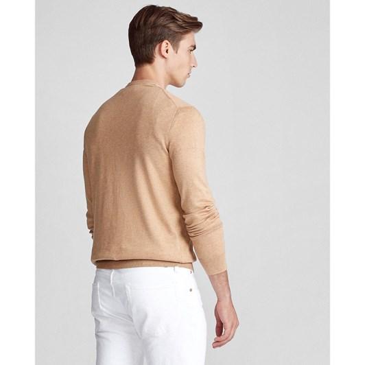 Polo Ralph Lauren Slim Fit Cotton Sweater