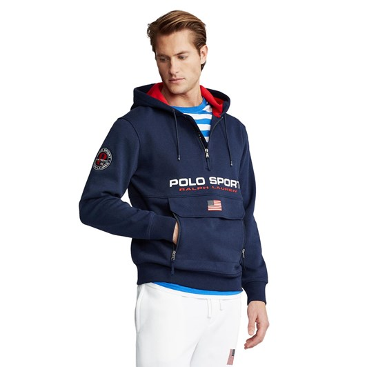 Polo Ralph Lauren Polo Sport Double-Knit Hoodie