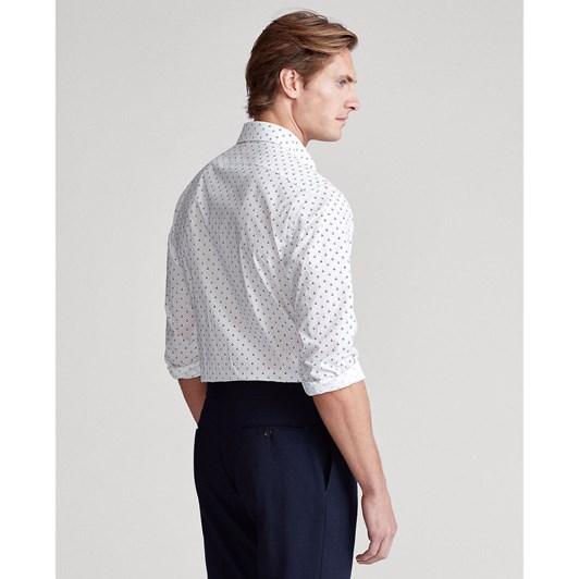 Polo Ralph Lauren Slim Fit Anchor & Dot Shirt