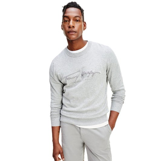 Tommy Hilfiger Tonal Autograph Sweater