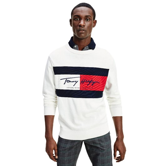 Tommy Hilfiger Autograph Flag Sweater
