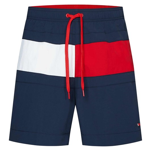 Tommy Hilfiger Core Flag Swim Shorts