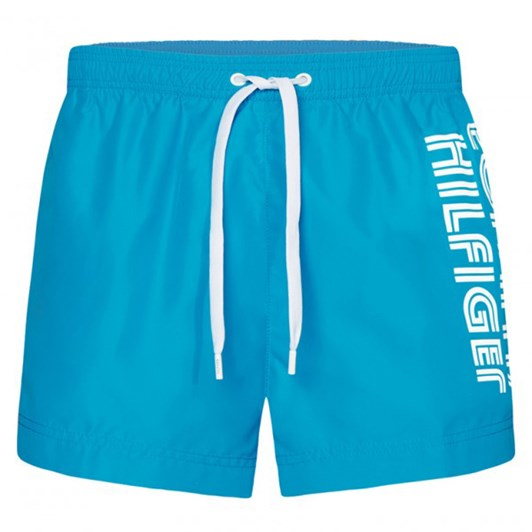 Tommy Hilfiger Pop Short Drawstring Azure