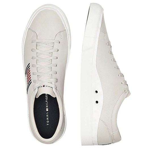 Tommy Hilfiger Signature Leather Low-Top Trainers