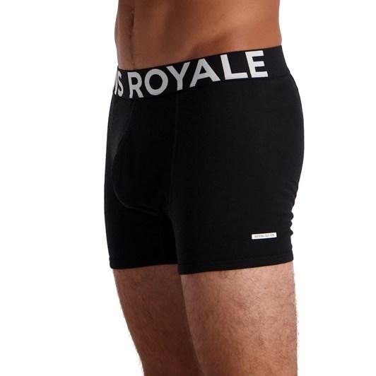 Mons Royale Mens Hold 'em Shorty Boxer