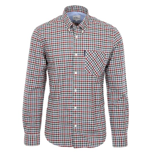 Ben Sherman Ls House Gingham Shirt