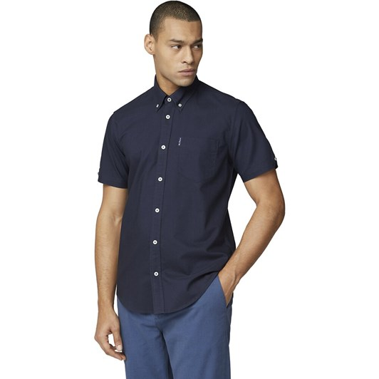 Ben Sherman Ss Signature Oxford Shirt