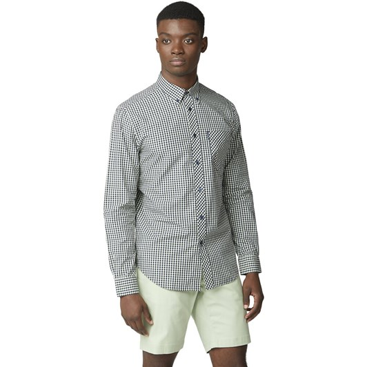 Ben Sherman Ls Signature Gingham