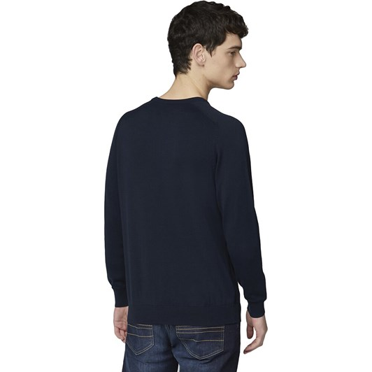 Ben Sherman Signature Cotton Crew