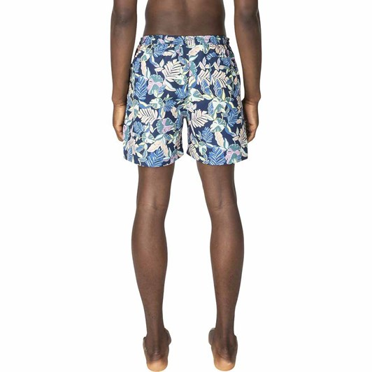 Ben Sherman Palm Leaf Swim Short