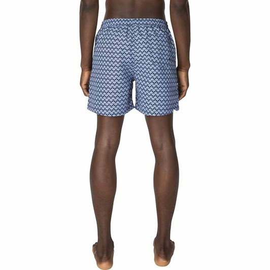 Ben Sherman Fan Geo Swim Short