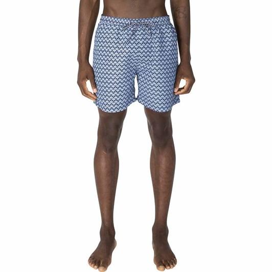 Ben Sherman Fan Geo Swim Short