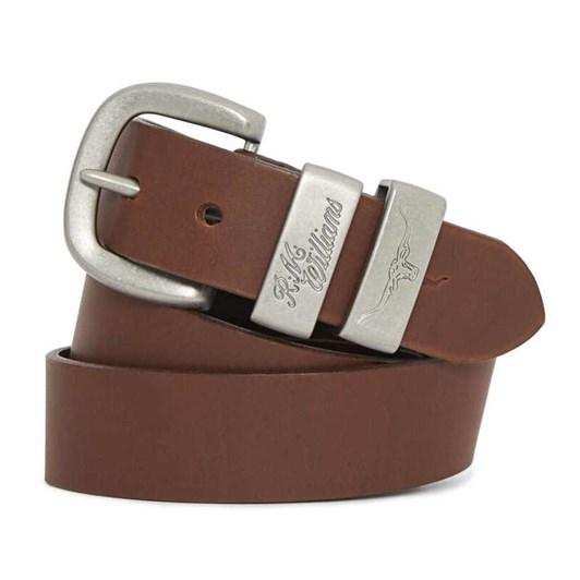 "R.M. Williams 1 1/2"" 3 Piece Solid Hide Belt"