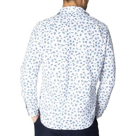Nautica Navtech Print L/S Shirt